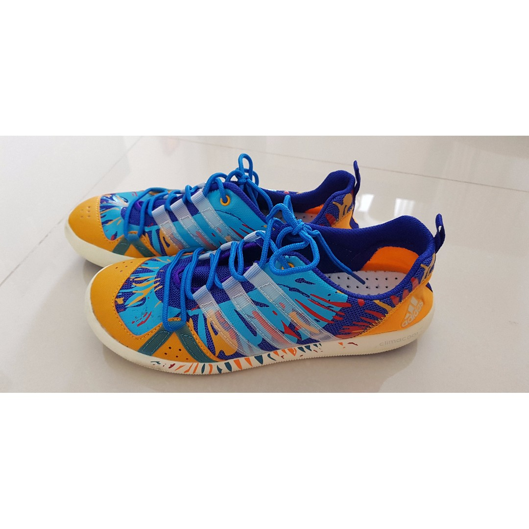 e5efe855b811 Adidas Climacool Boat Lace Kite Surfing Unisex Outdoor Water Shoes ...