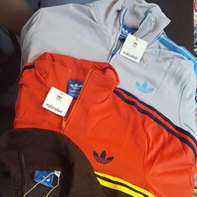 ddc176220e46 ADIDAS ORIGINALS Superstar Track Jacket