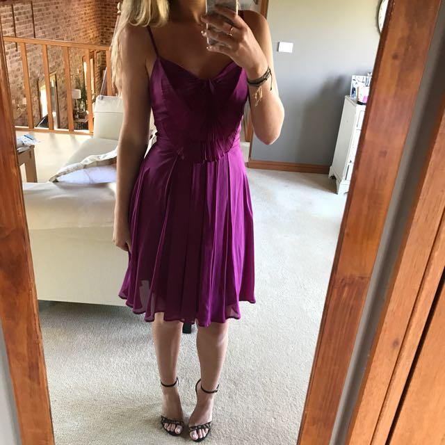 Alannah Hill Silk Dress