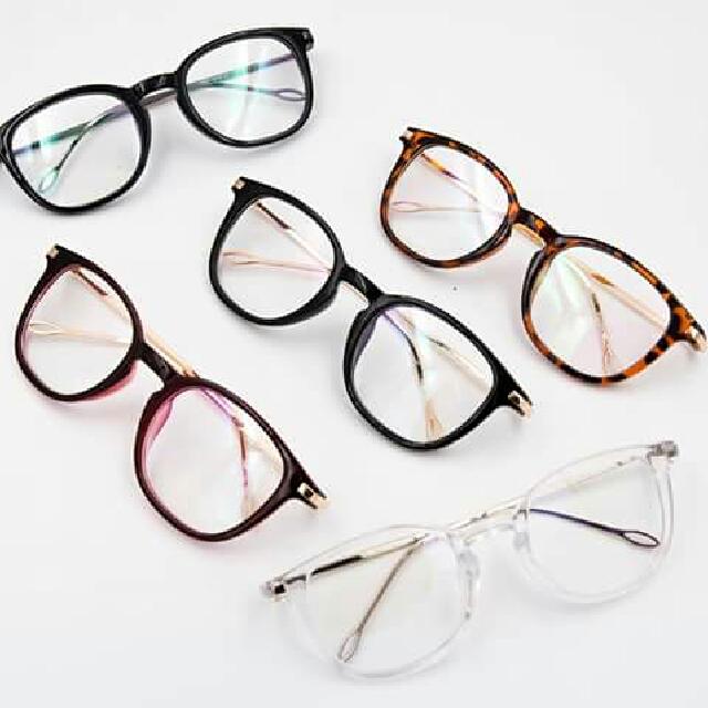 Antiradiation Eyeglass