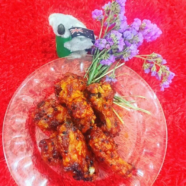 Ayam Goreng Spicy Korean(yongnyeom)