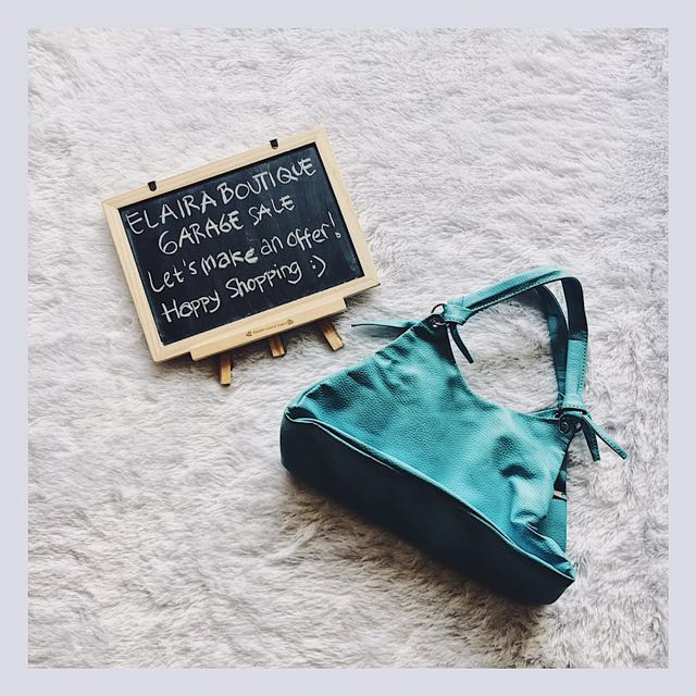 Blue Bag #CarousellRumpi