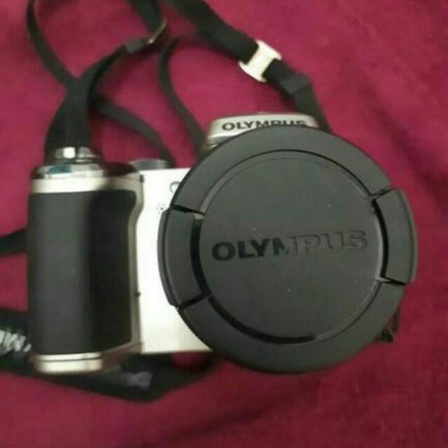 Camera Olympus (Titipan Temen)
