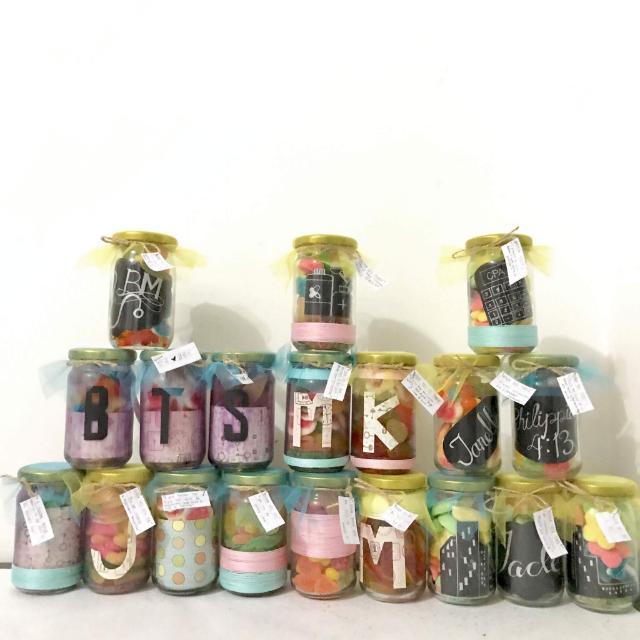 Candy Jar (gummy bears)