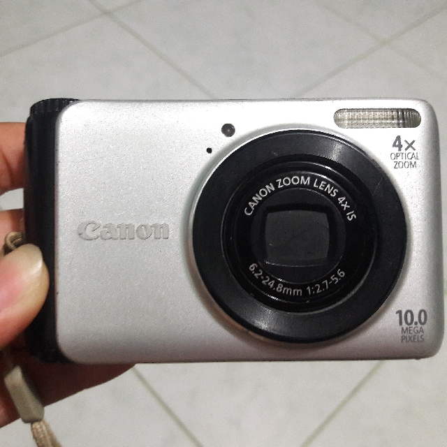 CANON POWERSHOT A3000 IS With 8gb Memory Card!
