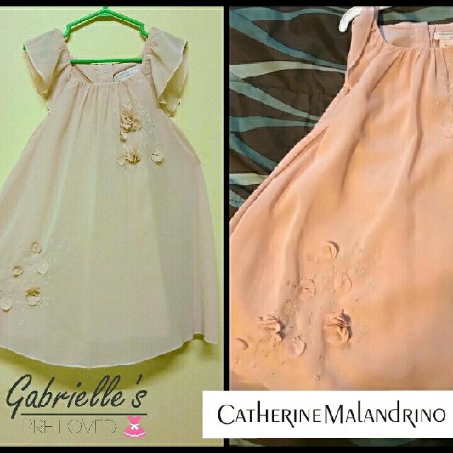 1b21f8e17 Catherine Malandrino Baby Girl Dress/Mini on Carousell