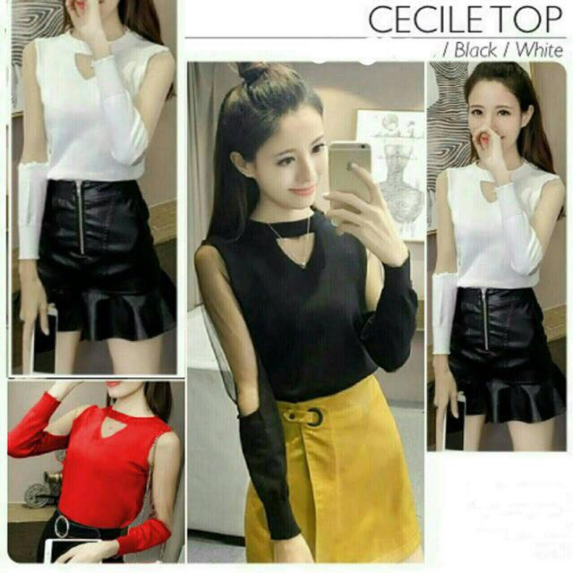 Cecile Top