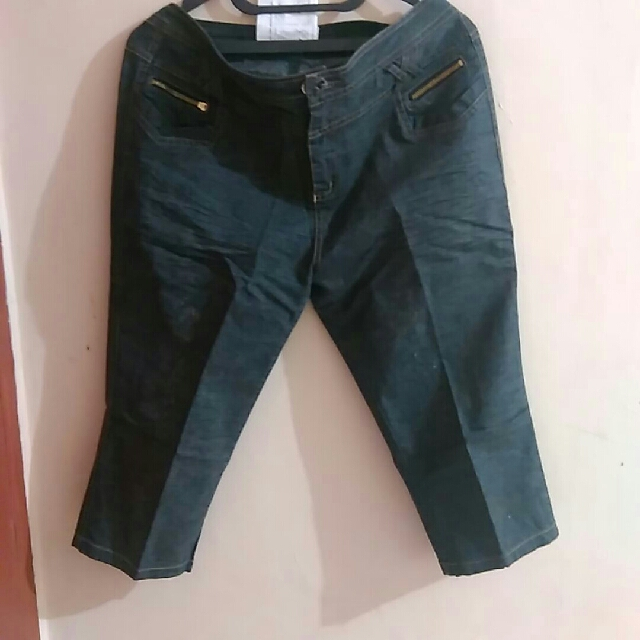 Celana 3/4 Soft Jeans