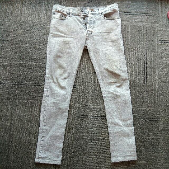 Celana Jeans Skinny Stretch Topman