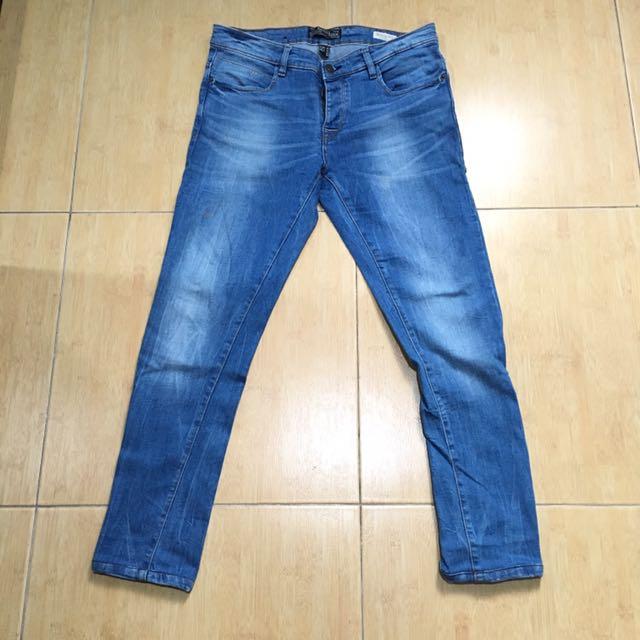 Celana Panjang / Jeans Merk Bershka Original 100%