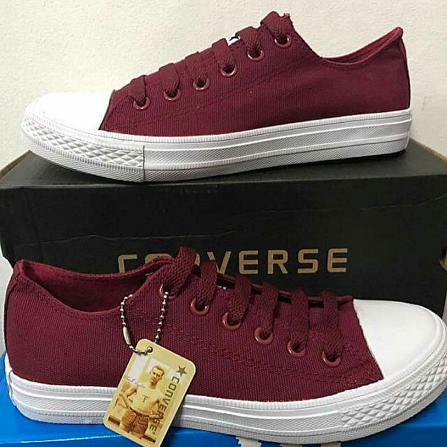 Converse All-star Lunarlon MAROON