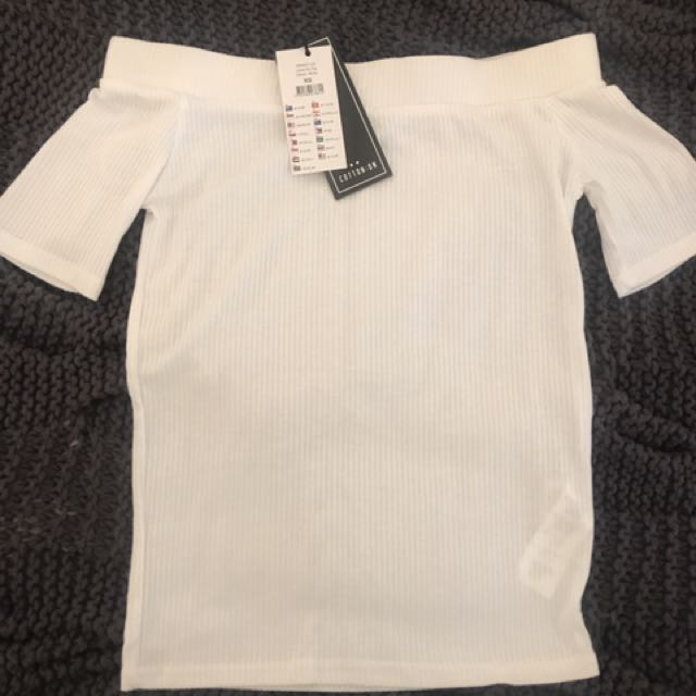 Cotton On Xs Off The Shoulder
