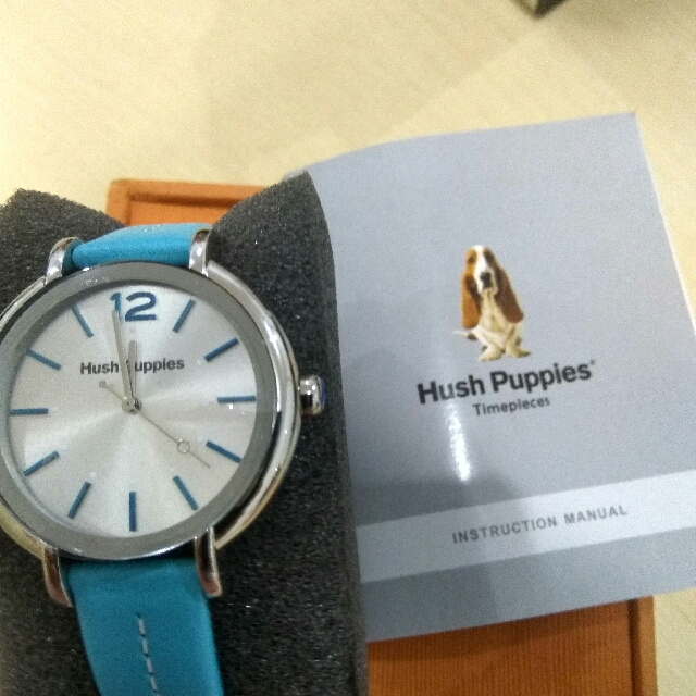 CUCI GUDANG : HUSH PUPPIES HP.3752L.2503 ORIGINAL