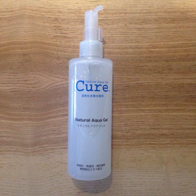 Cure Natural Aqua Gel Exfoliant