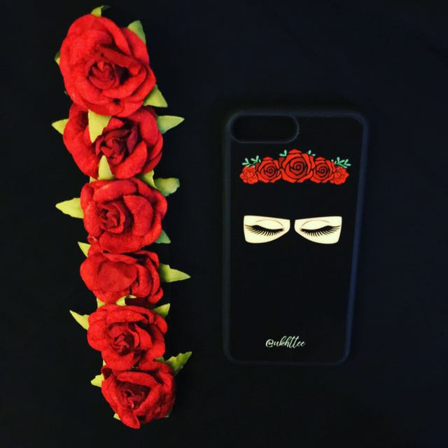 Cute phone case 🌹