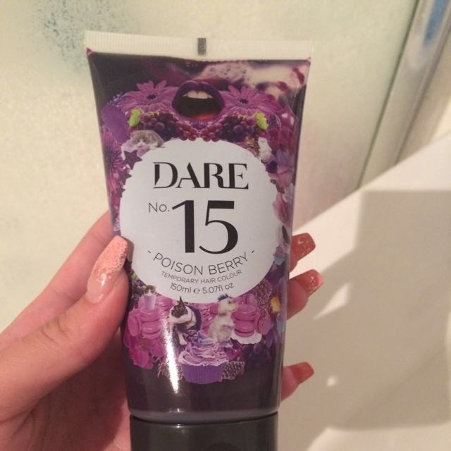 Dare Hair Colouring