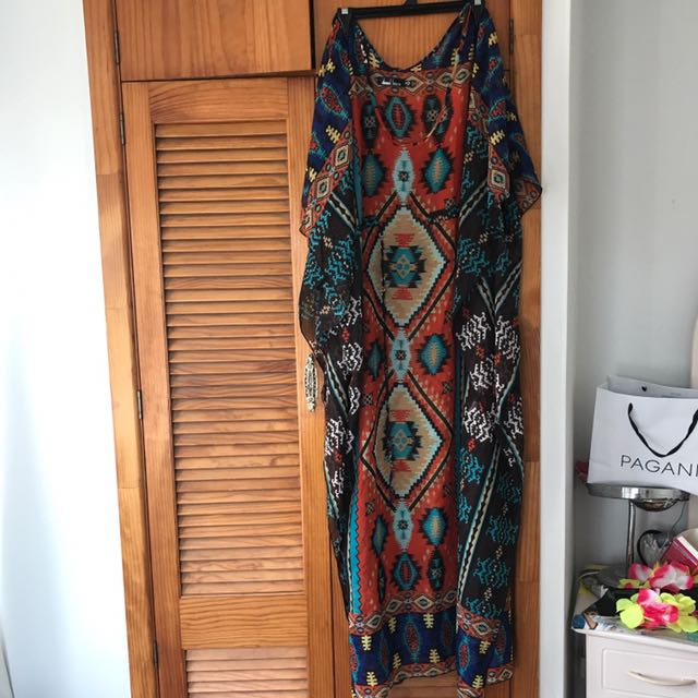 David House Dress