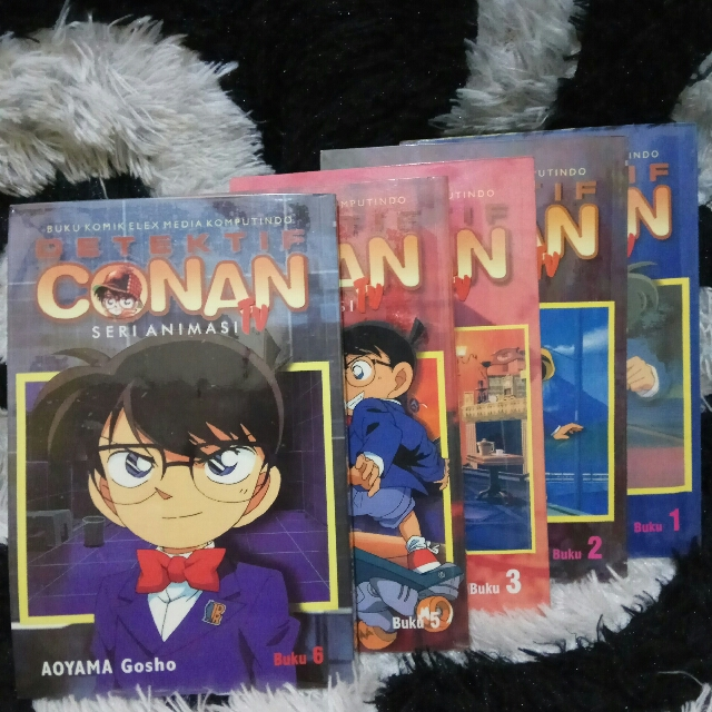 Detektif Conan Seri Animasi Tv