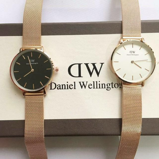 DW watch authentic