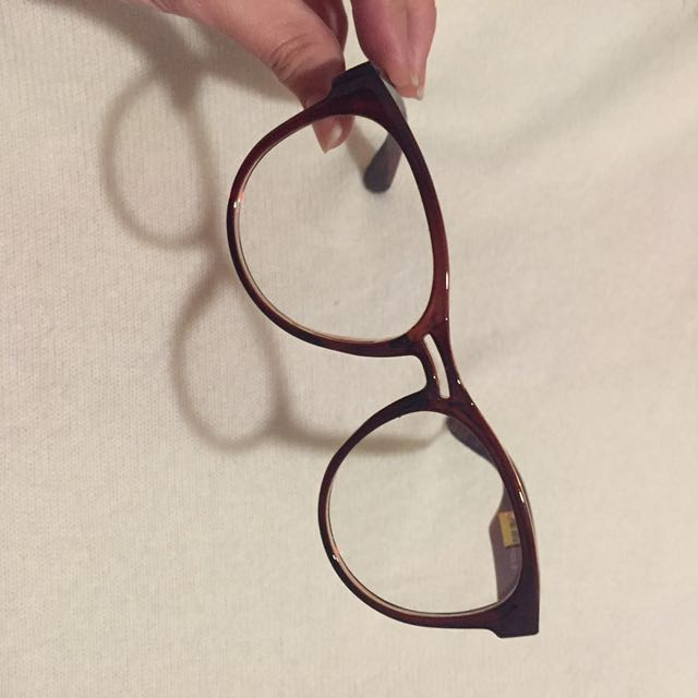 Eyeglasses Brown