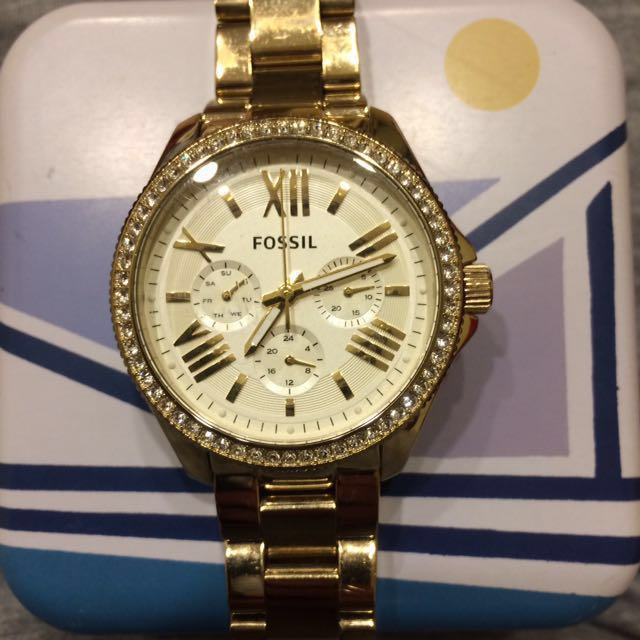 Fossil Watch + Gift Card
