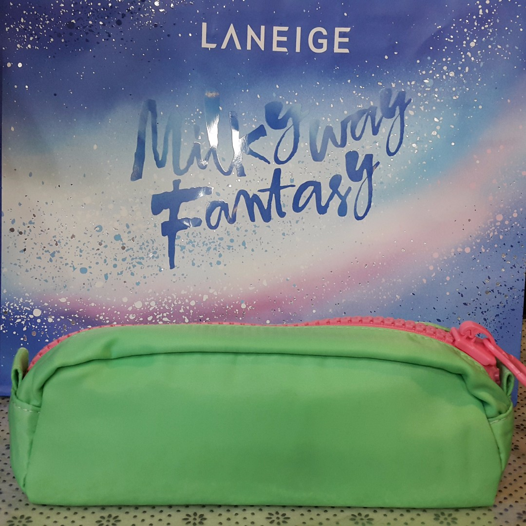 FREE SHIPPING Laneige Stylish Cosmetic Pouch