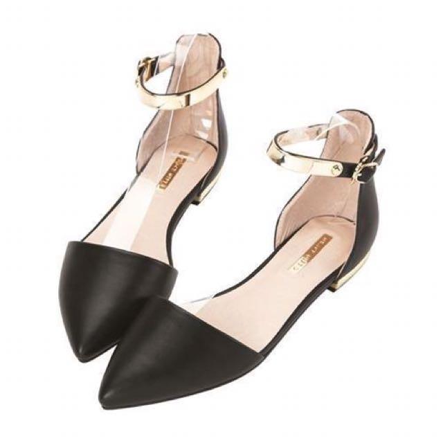 二手Gracegift 尖頭鞋 37