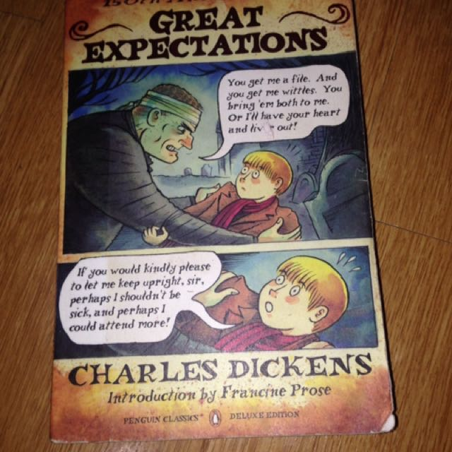 Great Expectations by Charles Dickens - Penguin Deluxe Edition