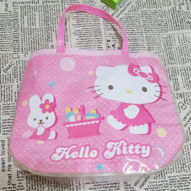 HELLO KITTY 防水包