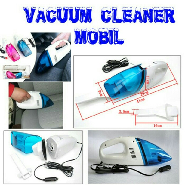 High Power Vacum Cleaner Portable