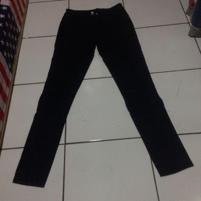 high waist size M