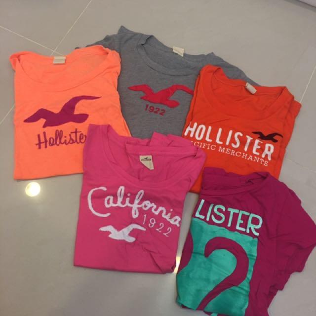 Hollister Tshirts