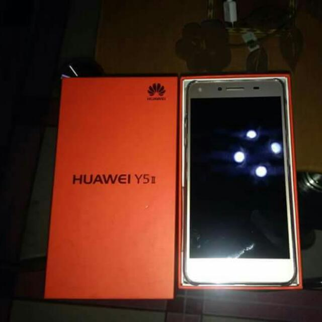 Huawei Y5 II FOR SALE RUSH!!!!