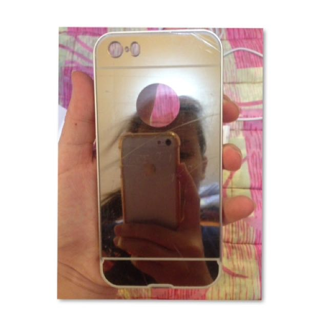 Iphone 5-5S Mirror Case