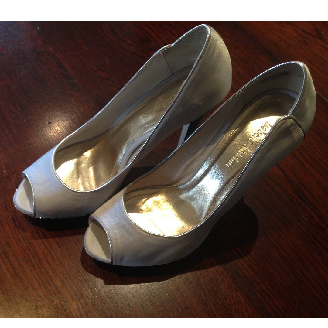 Isabella Anselmi peep-toe pumps