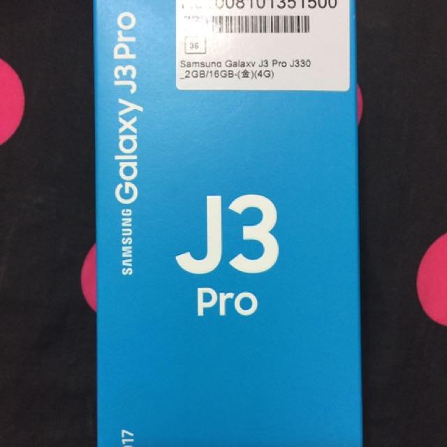 三星J3 Pro