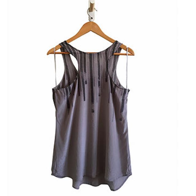 Jeanswest Silver Top (12)