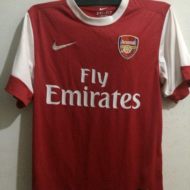 Jersey Arsenal Ori