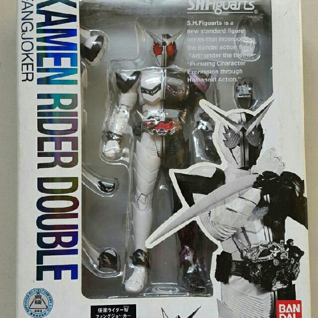 #jualmainan SHF  Kamen Rider Double