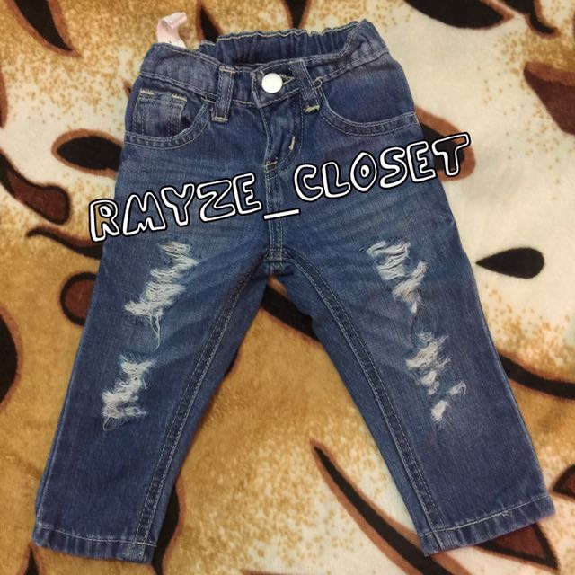 Just Jeans 6mos (boy)
