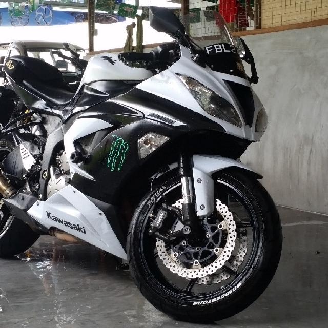 Kawasaki Zx6r Zx636 Motorbikes Motorbikes For Sale Class 2 On
