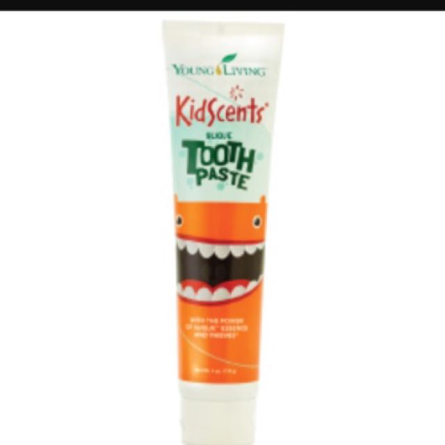 Kidscent Toothpaste