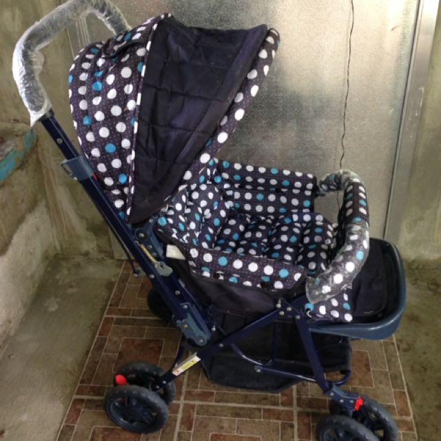 KinderCare Stroller
