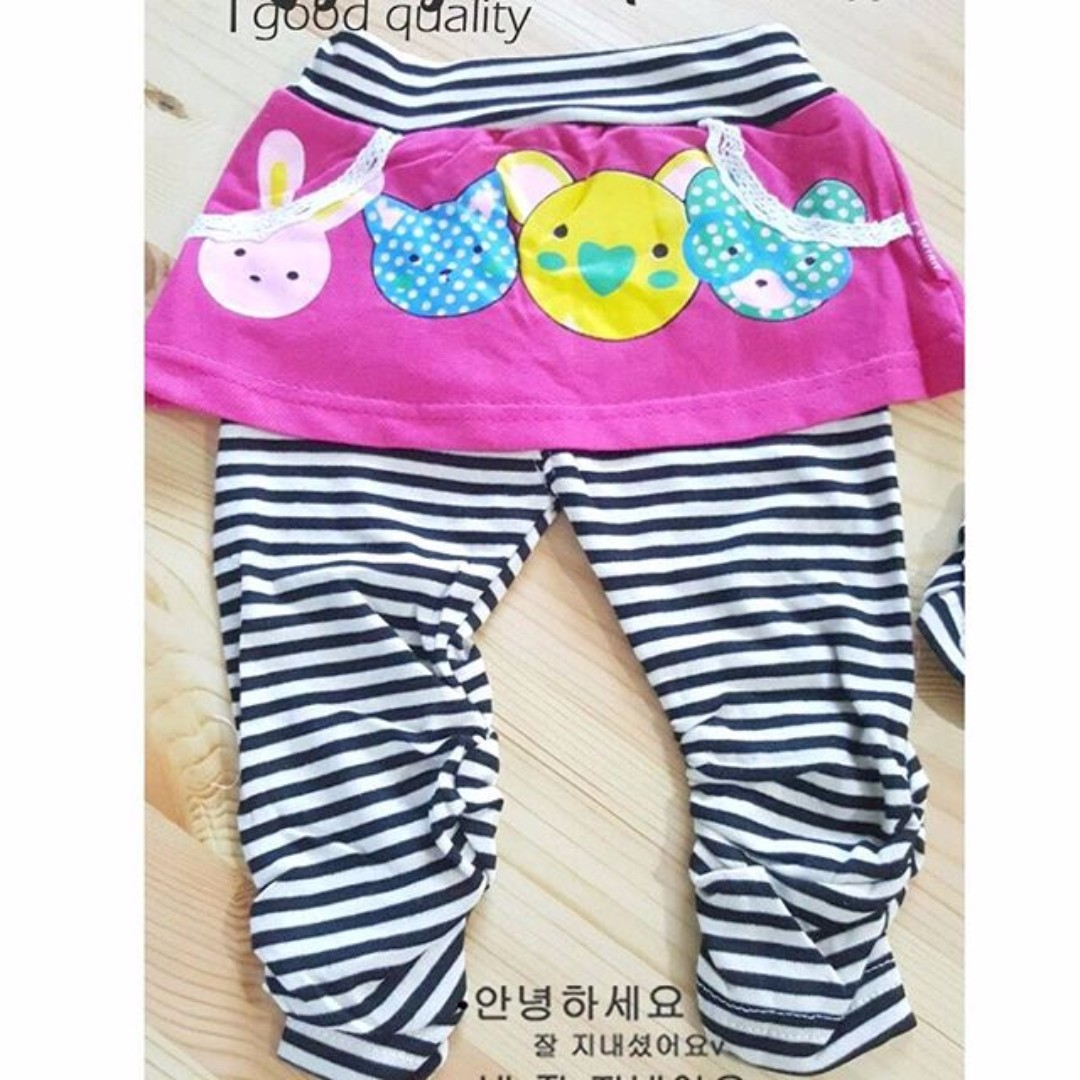 legging rok animals