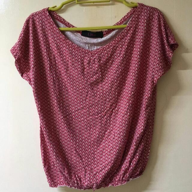 Link Red Blouse