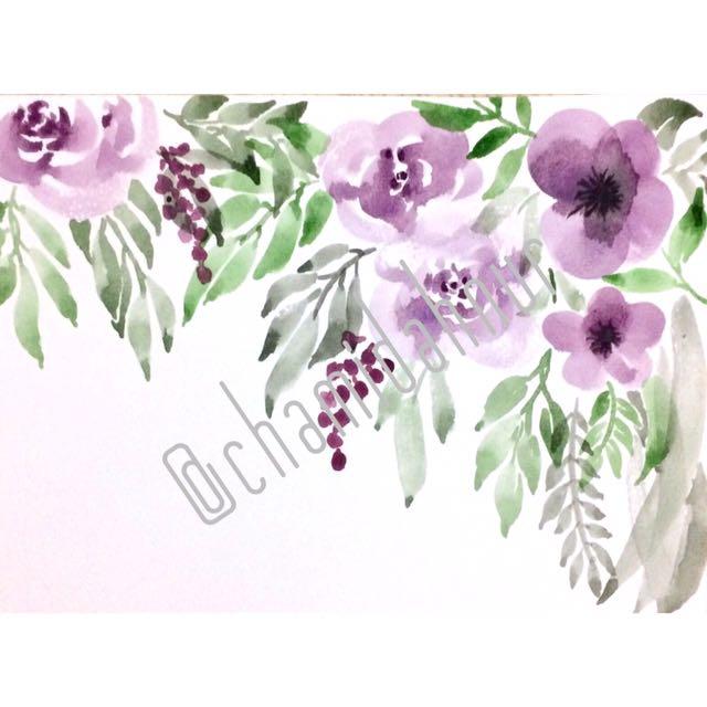 Loose Watercolor