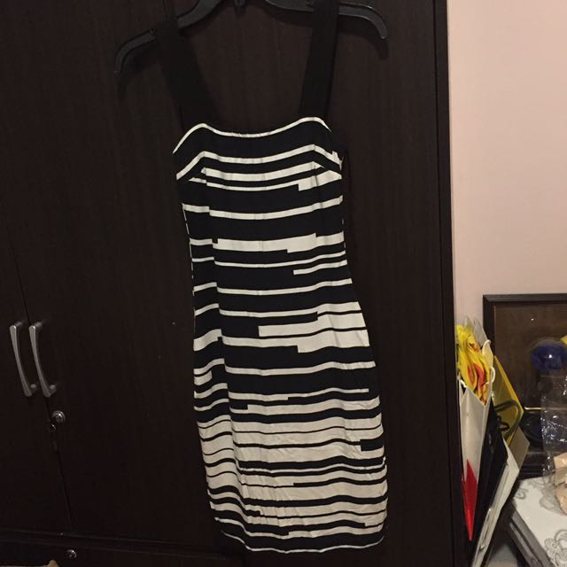 Mango Stripes Dress