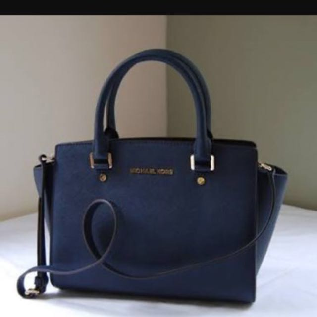 Michael Kors Medium Selma AUTH