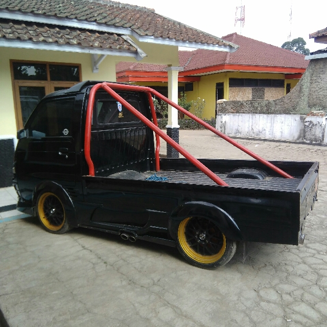 980+ Modifikasi Bemper Mobil Pick Up Gratis