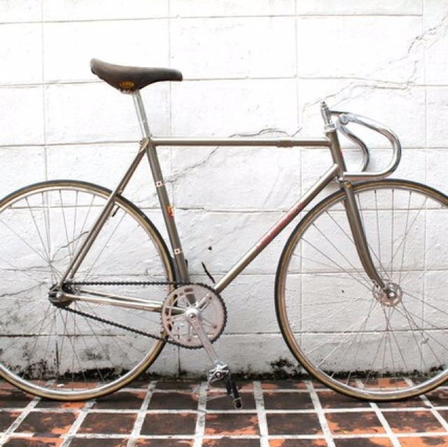 Nagasawa NJS Keirin Track Frame, Bicycles & PMDs, Bicycles on Carousell
